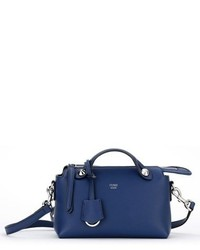 Fendi Mini By The Way Convertible Leather Crossbody Bag
