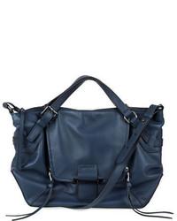 Kooba Gwenyth Leather Satchel
