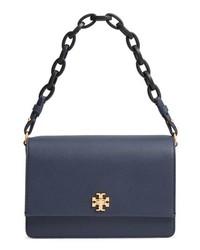 Tory Burch Kira Leather Shoulder Bag