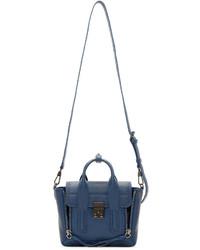 Lapis blue mini pashli satchel medium 369456