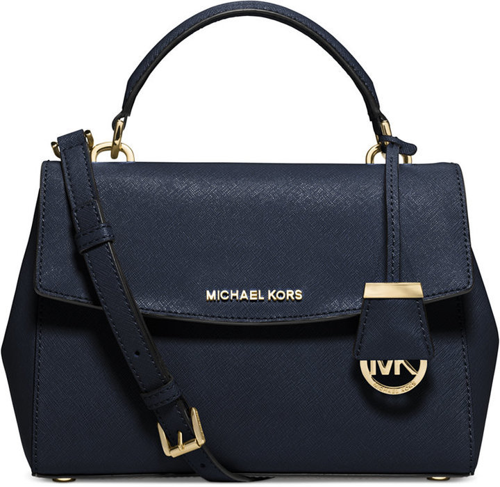 97f3c9b09cdd ... MICHAEL Michael Kors Michl Michl Kors Ava Small Top Handle Satchel ...