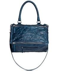 Givenchy Pandora Medium Pepe Sheepskin Leather Bag
