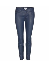 Closed Baker Skinny Leather Trousers