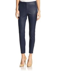 Kate Spade New York Leather Estella Pants