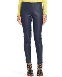 Lauren Ralph Lauren Skinny Leather Pants