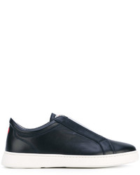 Kiton Coden Slip On Sneakers