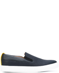 Emporio Armani Slip On Sneakers