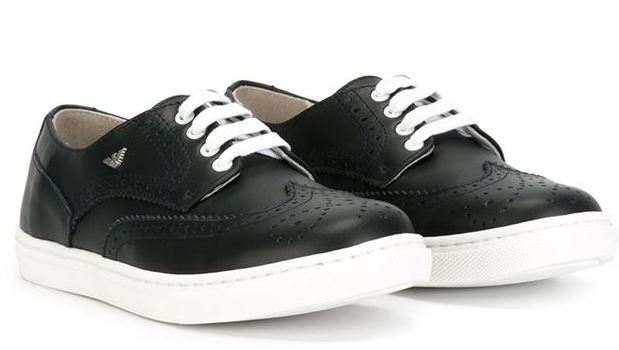 Armani Junior Classic Sneakers
