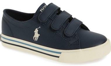 Ralph Lauren Infant Scholar Ez Sneaker