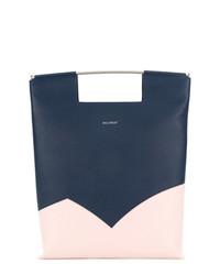DELPOZO Colour Block Tote Bag