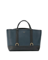 Sacai Dual Colour Tote Bag