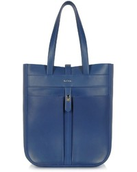 Paul Smith Leather Fishing Tote