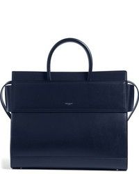 Givenchy Medium Horizon Calfskin Leather Tote