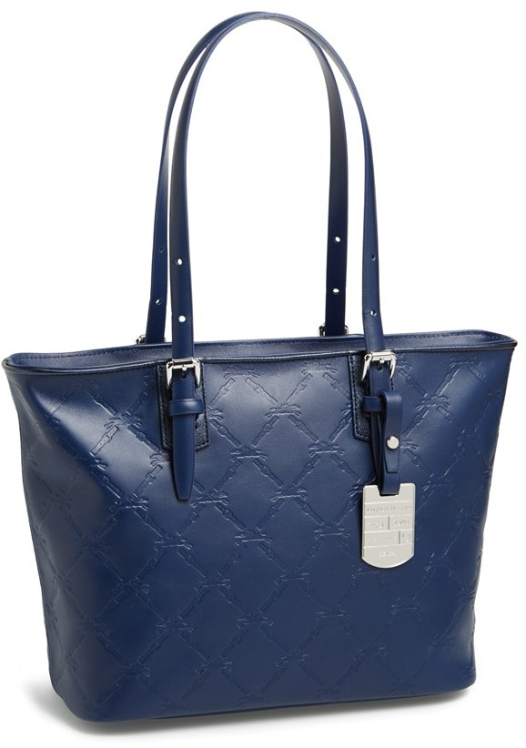Longchamp Medium Lm Cuir Leather Tote Where To Buy How To Wear