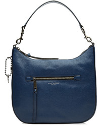 Marc Jacobs Recruit Leather Hobo Tote