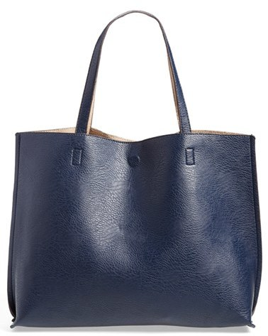 178d6a7cf9 Street Level Reversible Faux Leather Tote Wristlet, $49 | Nordstrom ...