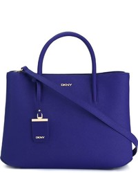 DKNY Saffiano City Zip Tote