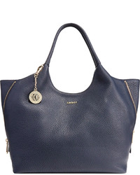 DKNY Tribeca Leather Zip Tote