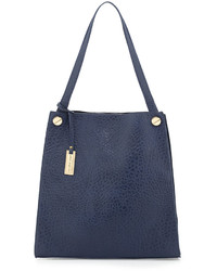Urban Originals Wonder Vintage Tote Bag Wremovable Clutch Navy