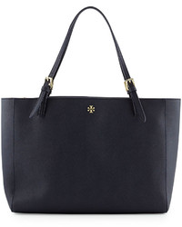 Tory Burch York Saffiano Leather Tote Bag Tory Navy