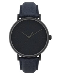 Timex Fairfield Leather Watch
