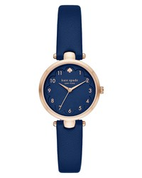 kate spade new york Holland Leather Watch