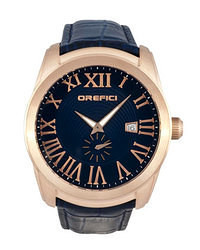 Orefici Watches Classico Watch Navy
