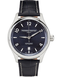 Frederique Constant Silver Navy Riva Historical Society Edition Runabout Automatic Watch