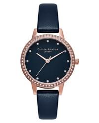 Olivia Burton Timeless Classic Leather Watch