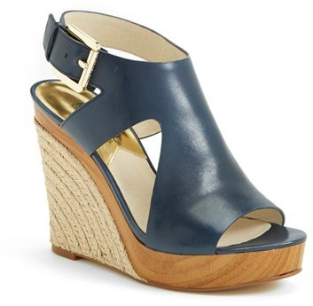 50d3506d244b ... Sandals MICHAEL Michael Kors Michl Michl Kors Josephine Wedge ...