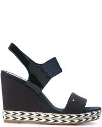Tommy Hilfiger Wedged Sandals
