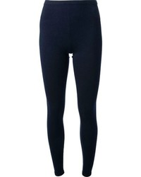 Ralph Lauren Blue Classic Leggings