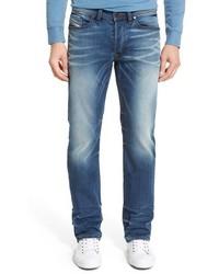 Diesel Viker Straight Leg Jeans