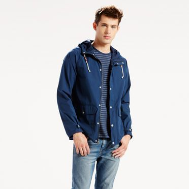Levi's Light Weight Sutro Parka | Where to buy & how to wear