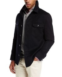 Peter Millar Featherweight Journeyman Shirt Jacket