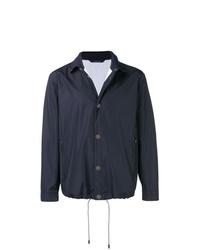 Z Zegna Polo Collar Lightweight Jacket