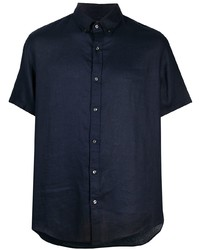 Michael Kors Michl Kors Plain Button Shirt