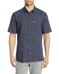 Lacoste Microcheck Shirt