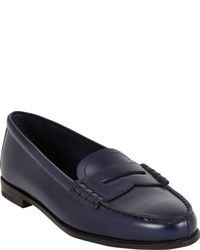Navy loafers original 1580217
