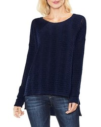 Vince Camuto Two By Drop Needle Highlow Top
