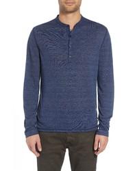 John Varvatos Star USA Neppy Henley T Shirt