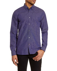 Ted Baker London Andso Slim Fit Button Up Shirt