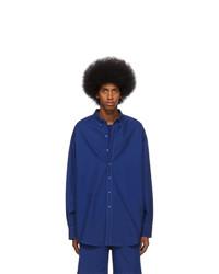 Sies Marjan Blue Anderson Shirt