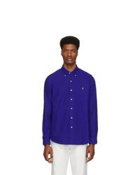 Polo Ralph Lauren Blue Classic Fit Shirt