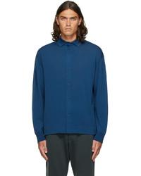 CFCL Blue High Gauge Shirt