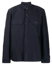 Tom Ford Buttoned Chest Pockets Shirt