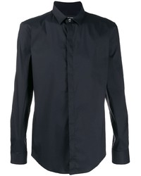 Emporio Armani Cotton Blend Shirt