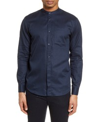Selected Homme James Slim Fit Organic Cotton Button Up Shirt