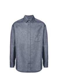 The Elder Statesman Long Sleeved Shirt