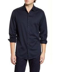 Rodd & Gunn Midnight Sports Fit Button Up Shirt